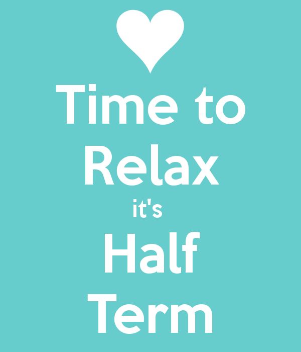 Image result for enjoy half term clipart